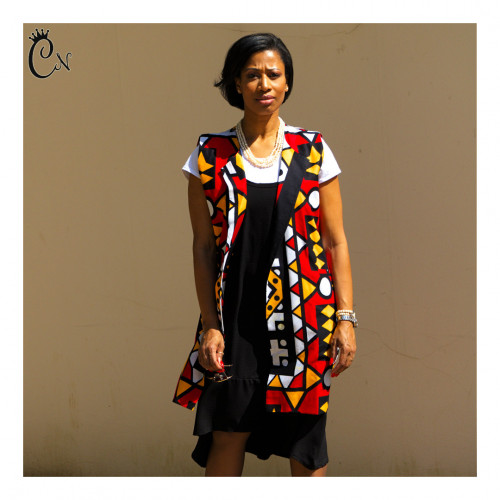 Red and YellowTunic
